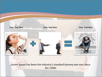 Man Quits His Job PowerPoint Template - Slide 22