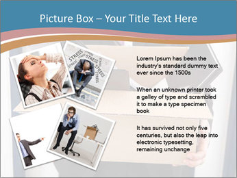 Man Quits His Job PowerPoint Template - Slide 23