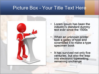 Business Speaker PowerPoint Template - Slide 13