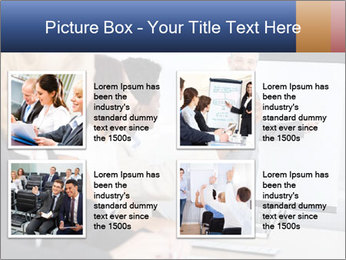 Business Speaker PowerPoint Template - Slide 14