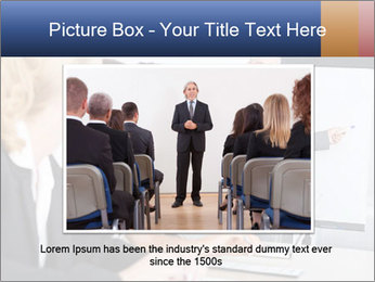Business Speaker PowerPoint Template - Slide 16
