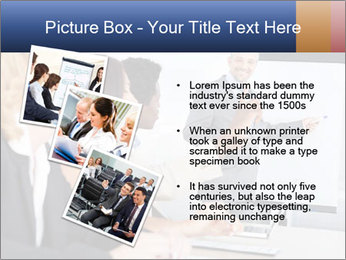 Business Speaker PowerPoint Template - Slide 17