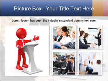 Business Speaker PowerPoint Template - Slide 19
