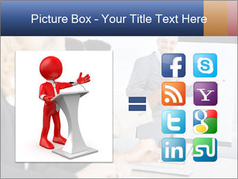 Business Speaker PowerPoint Template - Slide 21