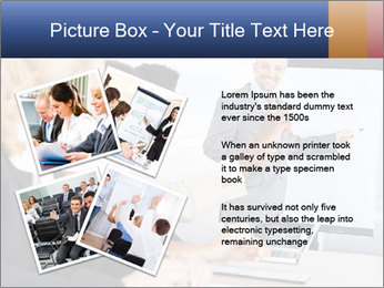 Business Speaker PowerPoint Template - Slide 23