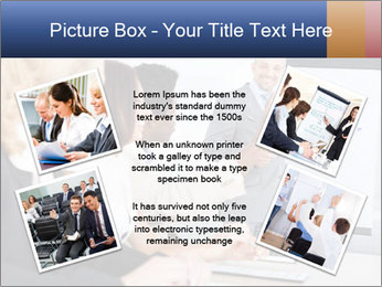 Business Speaker PowerPoint Template - Slide 24