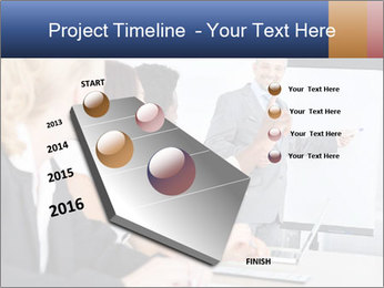 Business Speaker PowerPoint Template - Slide 26