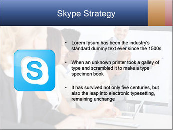 Business Speaker PowerPoint Template - Slide 8