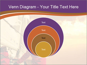 Sailor And Golden Sunset PowerPoint Template - Slide 34