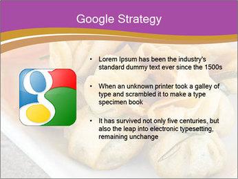 Fried pork dumplings PowerPoint Template - Slide 10