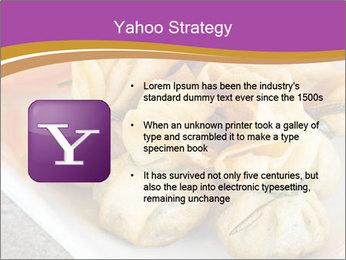 Fried pork dumplings PowerPoint Template - Slide 11