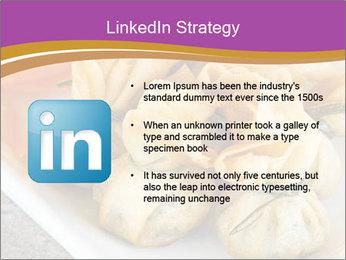 Fried pork dumplings PowerPoint Template - Slide 12