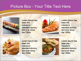 Fried pork dumplings PowerPoint Template - Slide 14