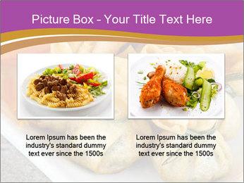 Fried pork dumplings PowerPoint Template - Slide 18
