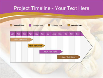 Fried pork dumplings PowerPoint Template - Slide 25