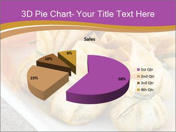 Fried pork dumplings PowerPoint Template - Slide 35