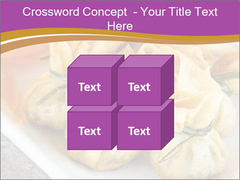 Fried pork dumplings PowerPoint Template - Slide 39
