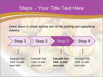 Fried pork dumplings PowerPoint Template - Slide 4
