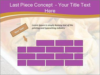 Fried pork dumplings PowerPoint Template - Slide 46