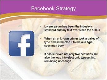Fried pork dumplings PowerPoint Template - Slide 6