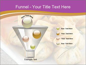 Fried pork dumplings PowerPoint Template - Slide 63