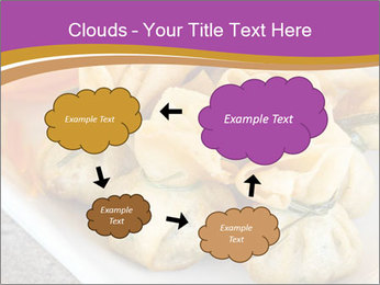 Fried pork dumplings PowerPoint Template - Slide 72