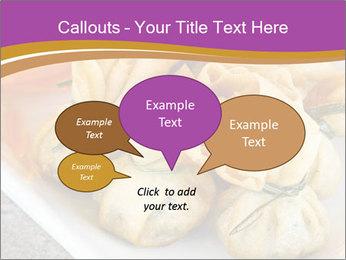 Fried pork dumplings PowerPoint Template - Slide 73