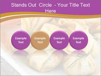 Fried pork dumplings PowerPoint Template - Slide 76