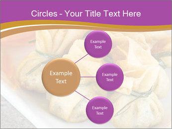 Fried pork dumplings PowerPoint Template - Slide 79