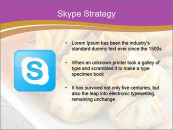 Fried pork dumplings PowerPoint Template - Slide 8
