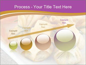 Fried pork dumplings PowerPoint Template - Slide 87