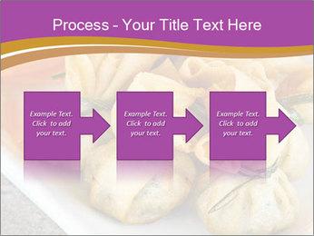 Fried pork dumplings PowerPoint Template - Slide 88