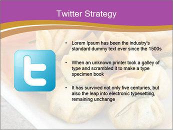 Fried pork dumplings PowerPoint Template - Slide 9
