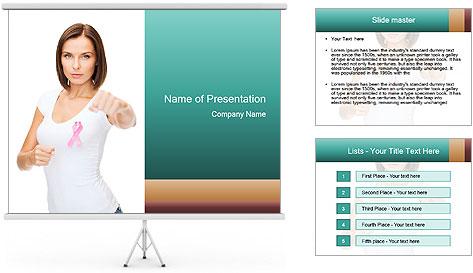 Healthcare, medicine PowerPoint Template
