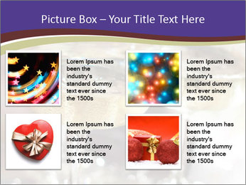 Three glasses PowerPoint Templates - Slide 14