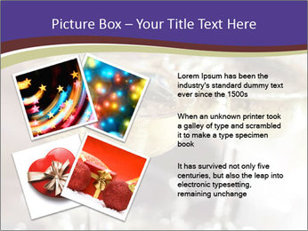 Three glasses PowerPoint Templates - Slide 23