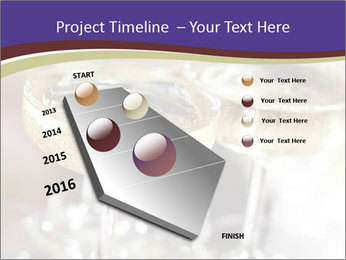 Three glasses PowerPoint Templates - Slide 26