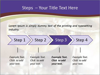 Three glasses PowerPoint Templates - Slide 4