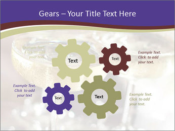 Three glasses PowerPoint Templates - Slide 47