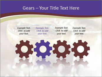 Three glasses PowerPoint Templates - Slide 48