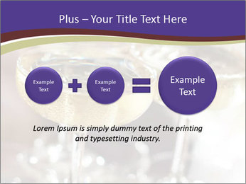 Three glasses PowerPoint Templates - Slide 75