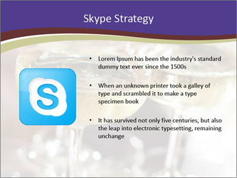 Three glasses PowerPoint Templates - Slide 8