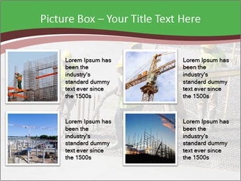 Workers pouring concrete PowerPoint Templates - Slide 14
