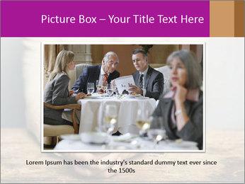 Praying man PowerPoint Template - Slide 16