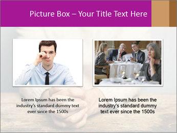 Praying man PowerPoint Template - Slide 18
