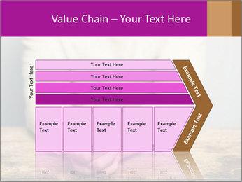Praying man PowerPoint Template - Slide 27