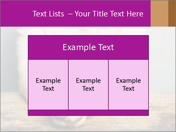 Praying man PowerPoint Template - Slide 59