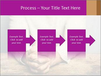 Praying man PowerPoint Template - Slide 88