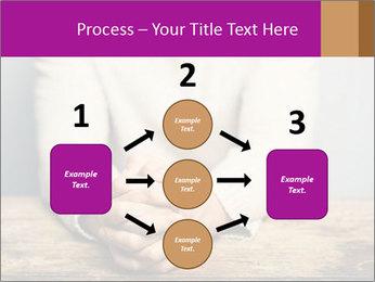 Praying man PowerPoint Template - Slide 92