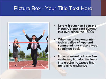 Low angle view PowerPoint Templates - Slide 13